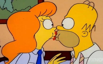 tradimento Homer Simpson