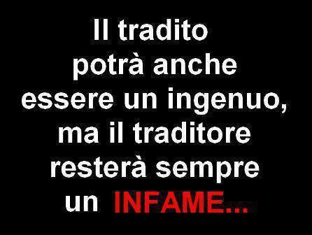 traditore-infame